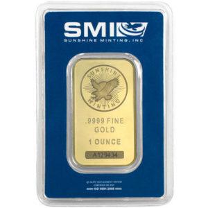 1-oz-Sunshine-Gold-Bar-New-w-Assay-MintMark-SI-0