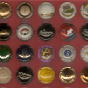 cotes capsules champagne