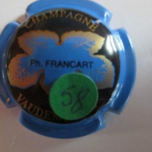 CAPSULE-DE-CHAMPAGNE-LOT-58-FRANCART-N33-0