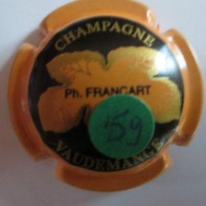 CAPSULE-DE-CHAMPAGNE-LOT-59-FRANCART-N29-0